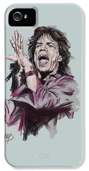 Mick Jagger IPhone 5 Case