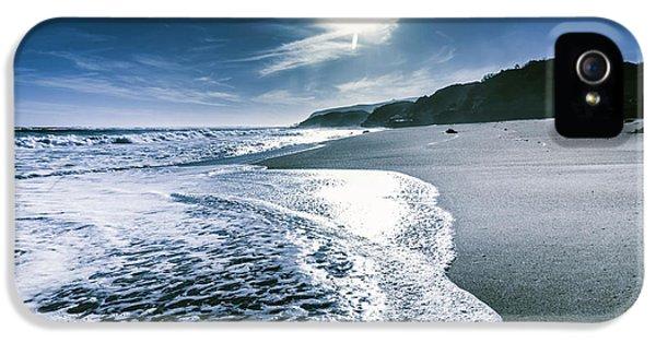 Midnight Ocean Fine Artwork IPhone 5 Case