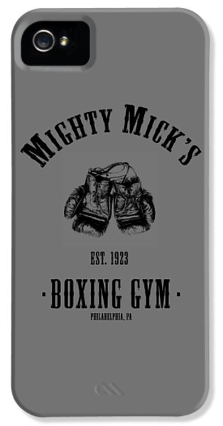 Mighty Micks IPhone 5 Case by Mark Rogan