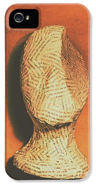 Mind Of A Philosopher IPhone 5 Case