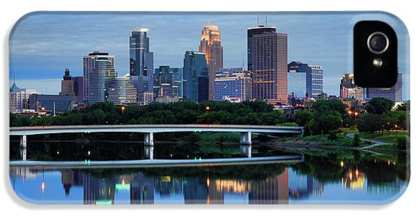 Minneapolis Reflections IPhone 5 Case
