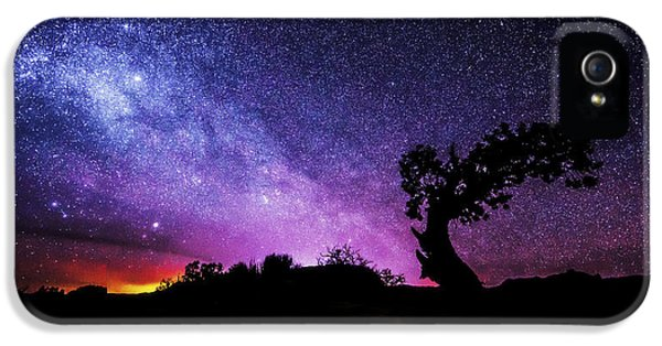 Moab Skies IPhone 5 Case by Chad Dutson