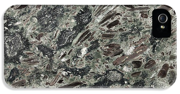 Mobkai Granite IPhone 5 Case by Anthony Totah
