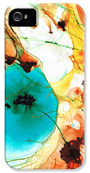 Modern Art - Potential - Sharon Cummings IPhone 5 Case