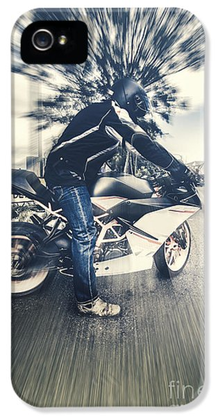 Modern Motorcyclists IPhone 5 Case