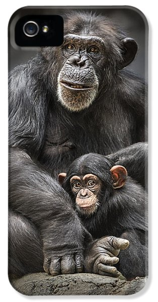 Mom And Baby IPhone 5 Case