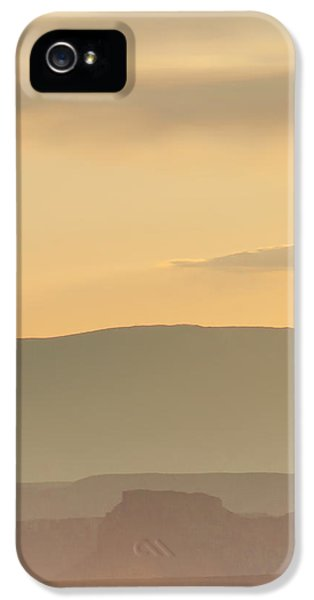 Monument Valley Layers IPhone 5 Case