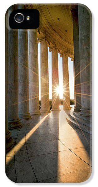 Monumental Light IPhone 5 Case