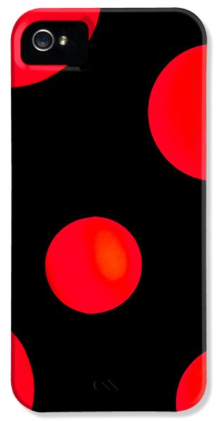 Moonlighting IPhone 5 Case