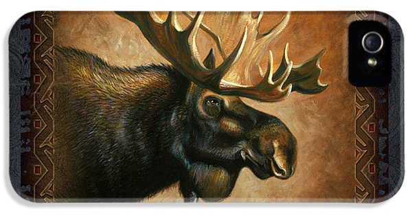 Moose Lodge IPhone 5 / 5s Case by JQ Licensing
