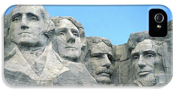 Mount Rushmore IPhone 5 / 5s Case by American School