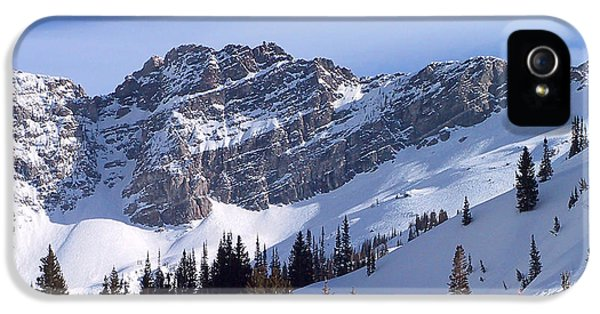 Mountain High - Salt Lake Ut IPhone 5 Case
