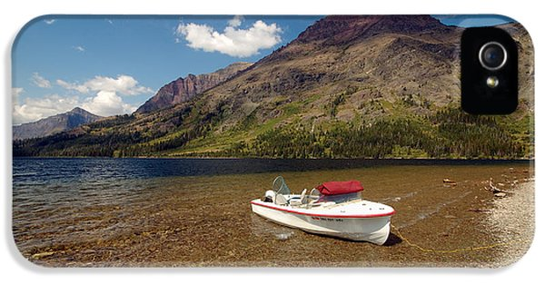 Moutain Lake IPhone 5 / 5s Case by Sebastian Musial