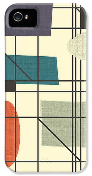 Movement - 3 IPhone 5 Case by Finlay McNevin