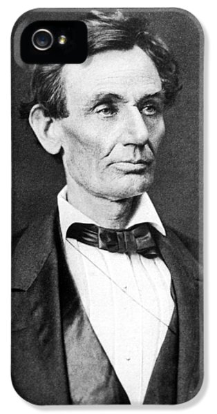 Mr. Lincoln IPhone 5 Case