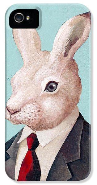Mr Rabbit IPhone 5 Case