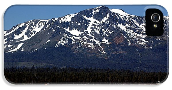 Mt Tallac IPhone 5 Case