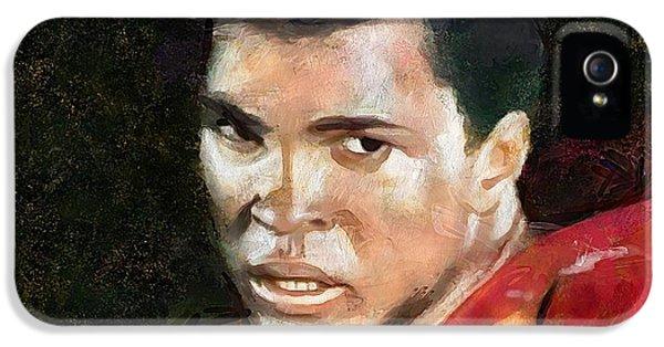 Muhammad Ali - Legend IPhone 5 Case