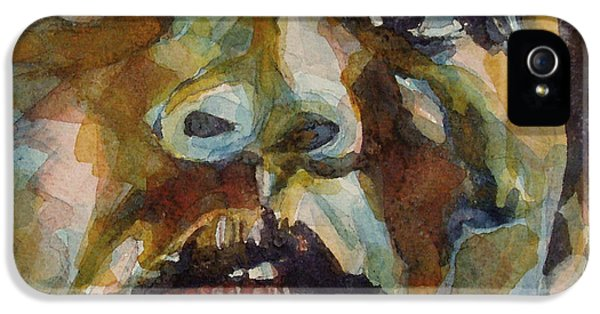 Muhammad Ali   IPhone 5 Case by Paul Lovering