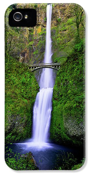 Multnomah Dream IPhone 5 Case by Chad Dutson
