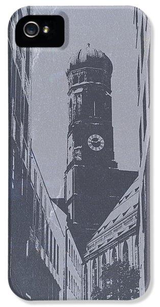 Munich Frauenkirche IPhone 5 Case