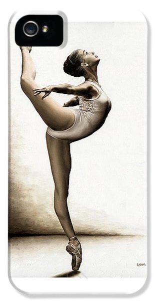 Musing Dancer IPhone 5 Case