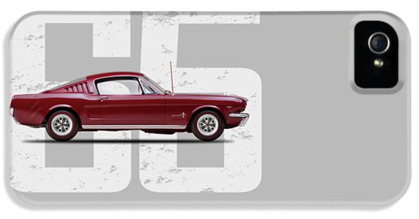 Mustang Fastback IPhone 5 Case