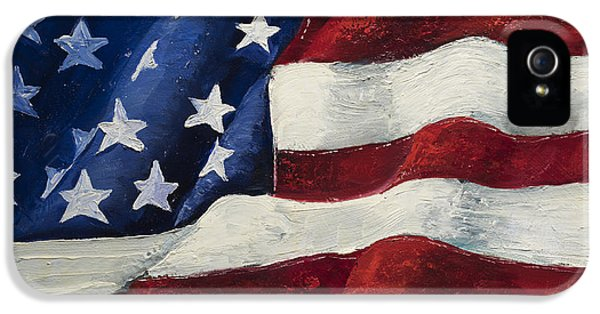My Flag IPhone 5 Case by Jodi Monahan