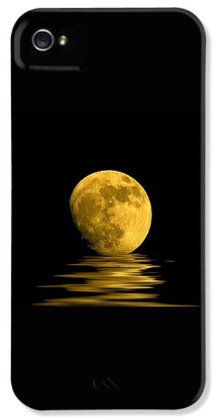 My Harvest Moon IPhone 5 Case by Lynn Andrews