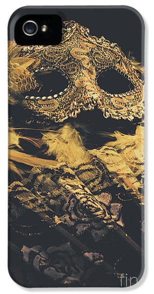 Mysteries In Play Acting IPhone 5 Case by Jorgo Photography - Wall Art Gallery
