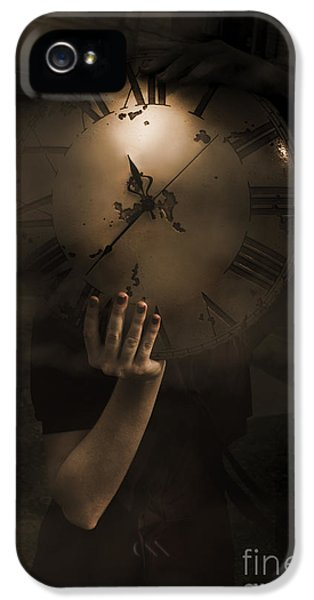Mysteries Of Time IPhone 5 Case