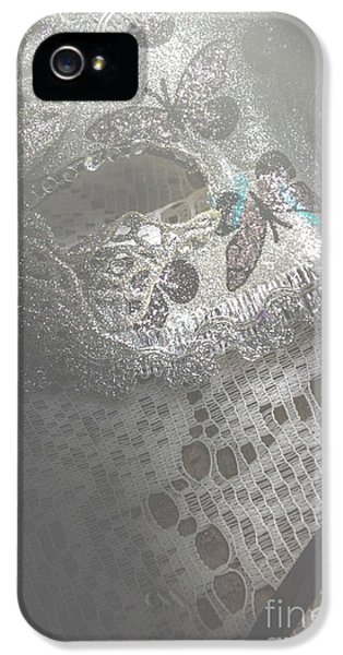 Mysterious Pantomime Play  IPhone 5 Case