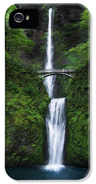 Mystic Falls IPhone 5 Case by Larry Marshall