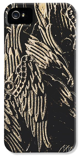 Pendant iPhone 5 Case - Mythical Angels From History Past by Jorgo Photography - Wall Art Gallery