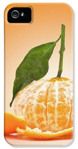Naked Orange IPhone 5 Case by Wim Lanclus