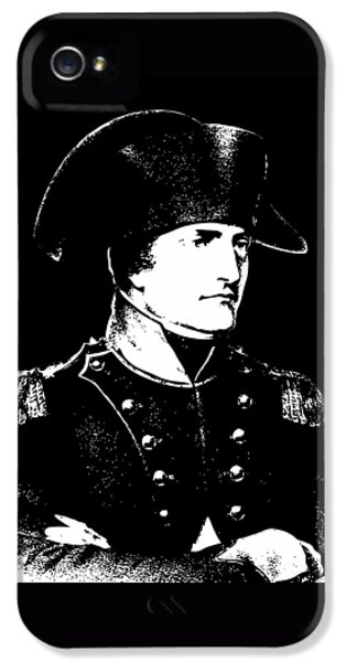 Napoleon Bonaparte IPhone 5 Case by War Is Hell Store