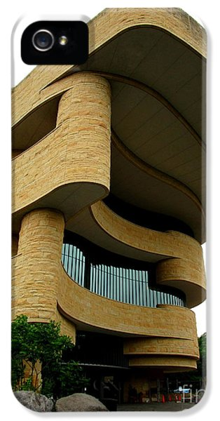National Museum Of The American Indian 1 IPhone 5 Case by Randall Weidner