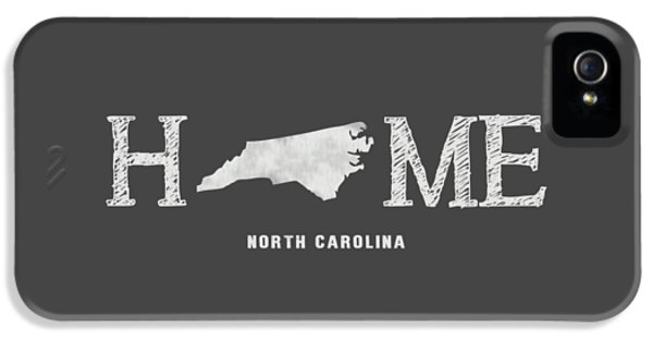 Nc Home IPhone 5 / 5s Case by Nancy Ingersoll