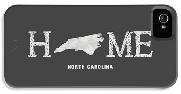 Nc Home IPhone 5 Case