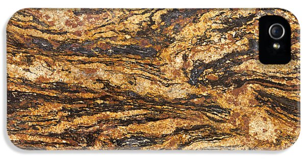 New Magma Granite IPhone 5 Case by Anthony Totah