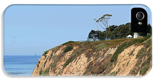New Santa Barbara Lighthouse - Santa Barbara Ca IPhone 5 Case