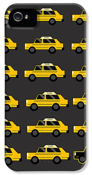 New York City Taxi IPhone 5 Case