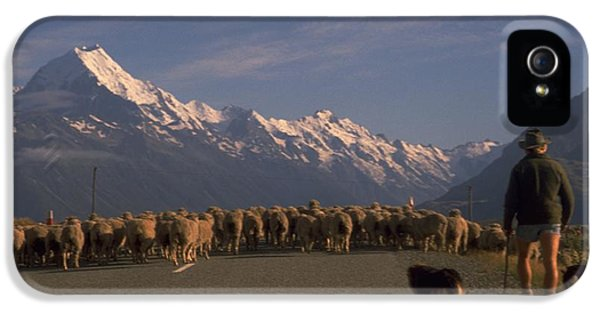 New Zealand Mt Cook IPhone 5 Case
