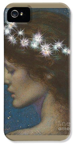 Night IPhone 5 Case by Edward Robert Hughes