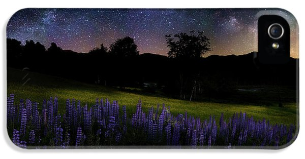 IPhone 5 Case featuring the photograph Night Flowers by Bill Wakeley
