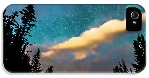 IPhone 5 Case featuring the photograph Night Moves by James BO Insogna