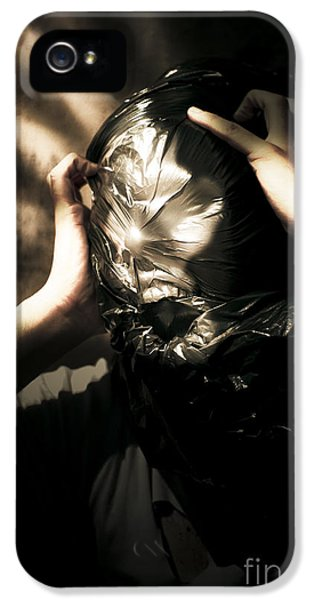 Breathe iPhone 5 Case - Nightmare Screams by Jorgo Photography - Wall Art Gallery