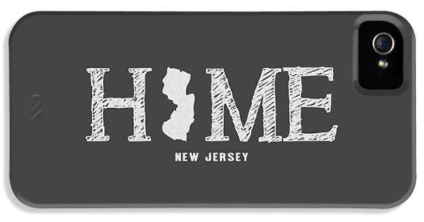 Nj Home IPhone 5 Case by Nancy Ingersoll