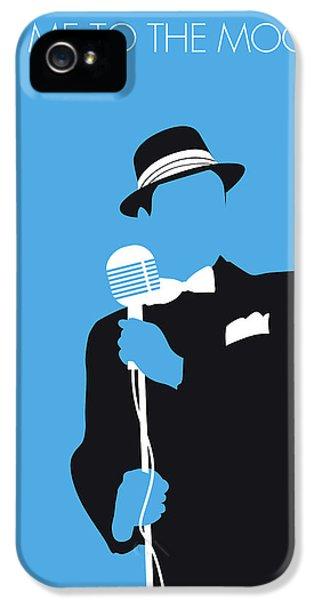 No059 My Sinatra Minimal Music Poster IPhone 5 Case