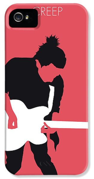 No062 My Radiohead Minimal Music Poster IPhone 5 Case